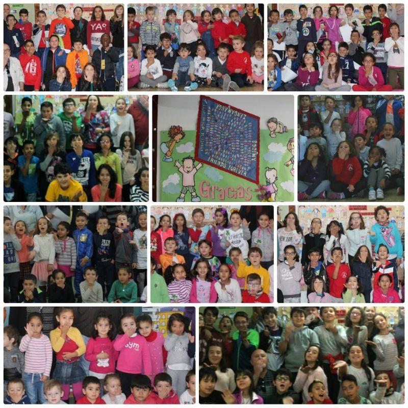 El Centro de Atención Psicosocial muestra su labor a los niños