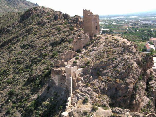 La Dirección General de Bellas Artes respalda la concesión del 1% Cultural para la conclusión y puesta en valor de las obras de restauración del Castillo