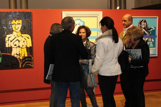 María Dolores Andreo: Cercana Ausencia es el título de la exposición de la importante artista alhameña que ocupará las salas del museo y de El Pósito hasta el 30 de junio