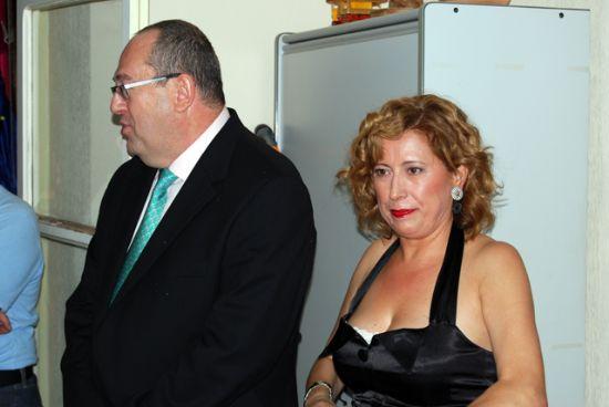 José María Cánovas Vera inició las fiestas con un pregón lleno de alegría, recuerdos y buenos deseos