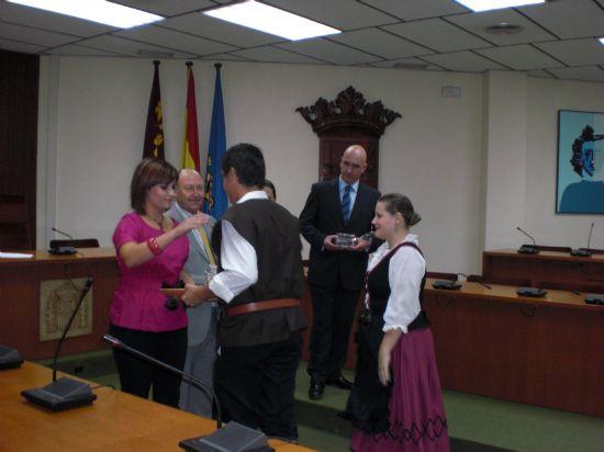 La XXIX Muestra Nacional de Folklore se celebró el sábado 27 de septiembre