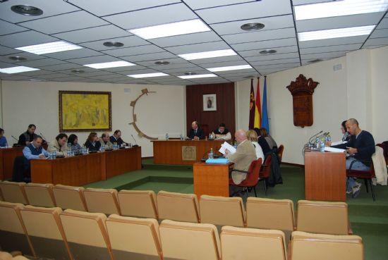 Resultados Pleno Extraordinario Enero 2009