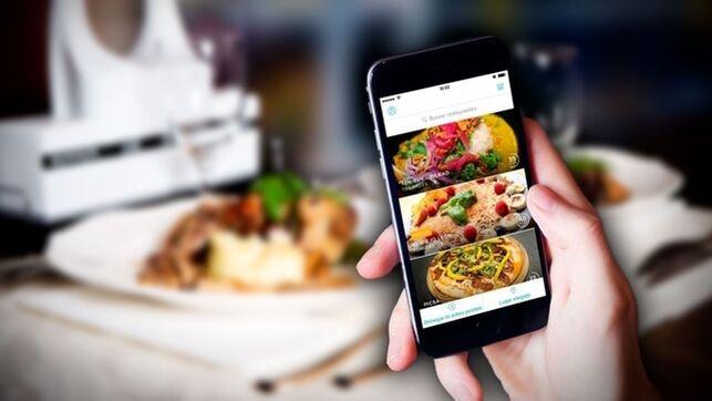 La empresa alhameña ComoAquí presta servicio de comida a domicilio en el Parque Industrial