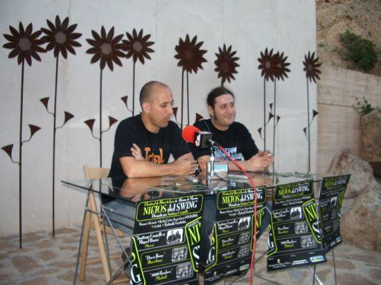 """Santiago Campillo, Miguel Bañón, """"Down Home"""" y """"3000 Hombres"""" en """"Los Nietos del Swing"""", festival que acoge el Centro Arqueológico Los Baños"""