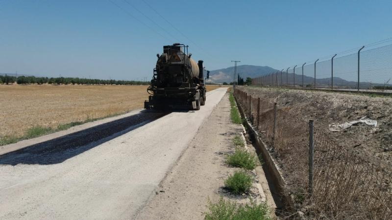 1,1 millones de euros para la reparación de caminos públicos