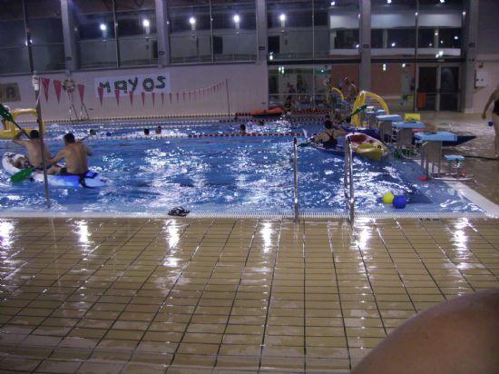 Deportes ha preparado una amplia variedad de actividades acuáticas para el verano