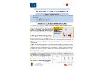 Información y ofertas de empleo para jóvenes