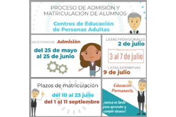 Abierto el plazo de inscripción en el centro de educación de adultos Bajo Guadalentín