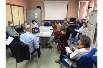 El comité Covid de la zona básica de salud analiza los datos de Alhama y Librilla