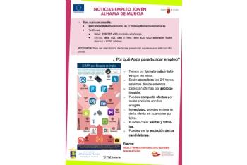 Boletín semanal del centro de empleo para jóvenes (03-12-2020)