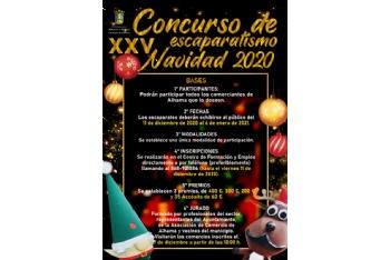 XXV Concurso de Escaparatismo Navidad 2020