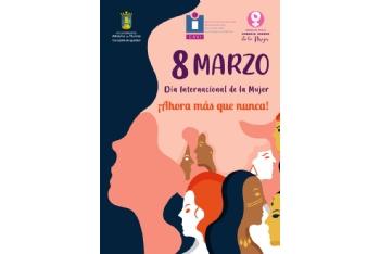 Latidos por la igualdad y lectura del manifiesto Día Internacional de la Mujer