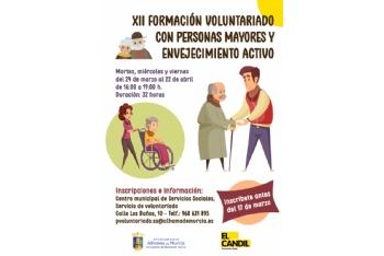 Presentación curso de Voluntariado 2020