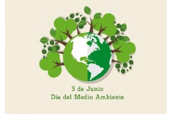 Hoy, 5 de junio, es el Día Mundial del Medio Ambiente