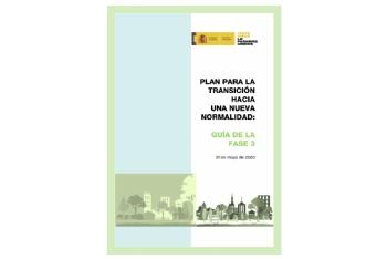 Plan para la transición hacia una nueva normalidad: guía de la fase 3