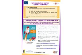 Boletín semanal del centro de empleo para jóvenes (07-01-2021)