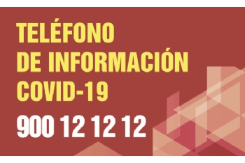 Teléfono de información Covid-19