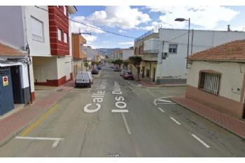 La calle Virgen de los Dolores contará con nuevas redes de agua potable y saneamiento