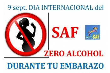 Alhama se suma al Día Mundial del Trastorno Alcohólico Fetal