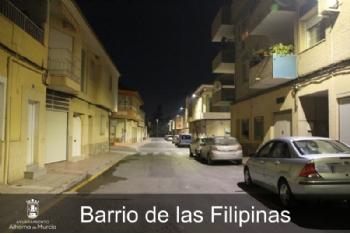 El Ayuntamiento renueva otras 700 farolas con iluminación LED