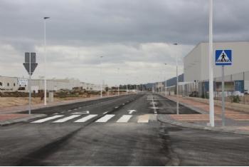 La apertura de la ampliación del Parque Industrial, prevista para este mes de abril