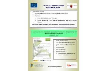 Boletín semanal del centro de empleo para jóvenes (09-10-2020)