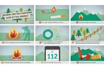 Protección Civil presta refuerzo a los agentes forestales en prevención de incendios un verano más
