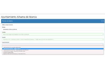 Ya puedes pedir tu firma digital en el Ayuntamiento de Alhama
