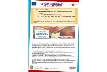 Boletín semanal del centro de empleo para jóvenes (11-06-2021)