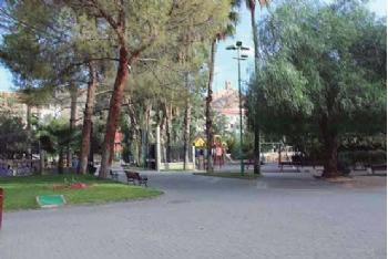 Parque Municipal de La Cubana