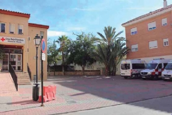 Plaza de la Cruz Roja