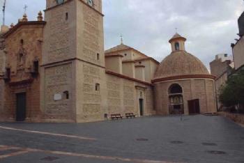 Plaza Iglesia de San Lázaro