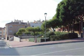 Jardín de la calle Aljucer