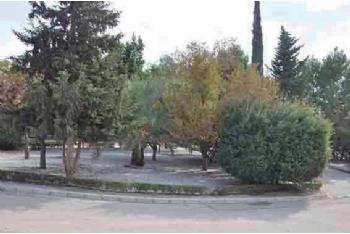 Jardín de Santa Bárbara