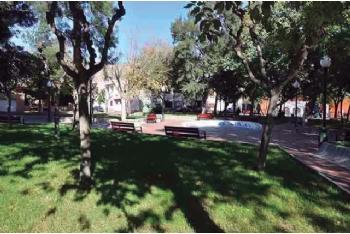 Jardín de San Cristóbal