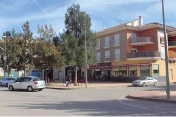 Plaza de la calle del Ral