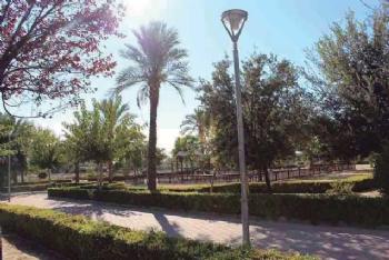 Jardín Nueva Espuña bajo