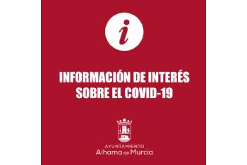 Más información de interés sobre el COVID-19