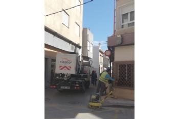 Iberdrola renueva sus redes eléctricas en las avenidas Cartagena y Juan Carlos I