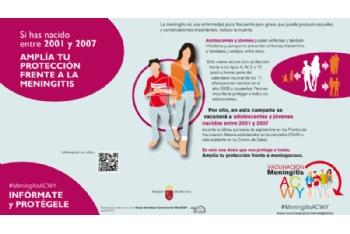 Alhama vacunará frente a meningococo el jueves 23 de septiembre
