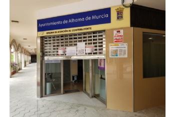 La Oficina de Atención al Contribuyente (recaudación) reabre al público el lunes 18 de mayo