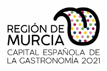 Foto de grupo del quipo ultraciclista Cartagena-Grupo Ricardo Fuentes para homenajear a la gastronomía de la Región de Murcia