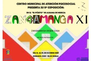 Inauguración de la exposición Zangamanga XI