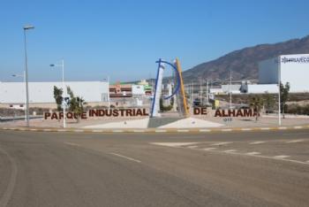 Este sábado se desinfectará el parque industrial de Alhama