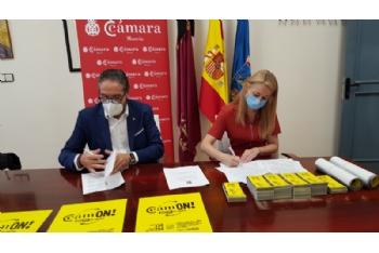 Alhama, el municipio de la Región que más recursos destina al comercio local a través del proyecto CámON!