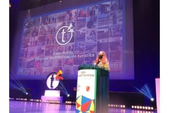 Reconocimiento al Ayuntamiento de Alhama en la I Gala de Calidad Turística de la Región de Murcia