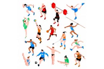 Bases y ayudas a deportistas destacados y de élite año 2021
