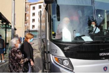 Vuelve el servicio de autobús Alhama - Mazarrón