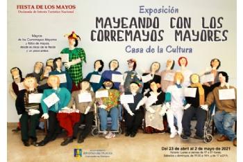 Inauguración de la exposición 'Mayeando con los Corremayos Mayores'