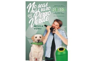 ´No seas más raro que un perro verde´, campaña para crear los primeros hogares sostenibles para animales
